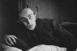 """Кадр из фильма """"Носферату. Симфония ужаса"""" (1922г.)"""