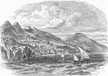 Кафа, центральный порт Евразийской работорговли
