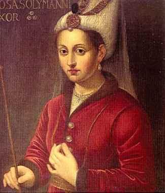 Александра Лисовская, также известная как Роксолана мать Султана Селима II