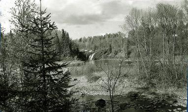 Карельская тайга, место татарских набегов,совершавшихся на протяжении нескольких веков.