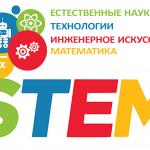 STEM - новое направление в образовании